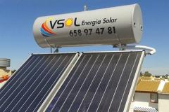 placas solares espartinas