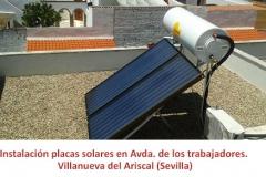 instalar placas solares en umbrete