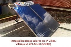 placas solares gines