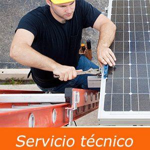 arreglar placas solares en sevilla