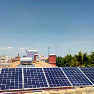 empresa instaladora energia fotovoltaica sevilla electricidad
