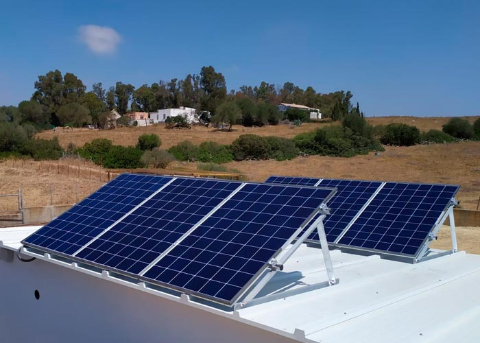 energía solar para viviendas aisladas en Sevilla, Cádiz y Huelva