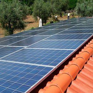 paneles solares fotovolticas para casas rurales