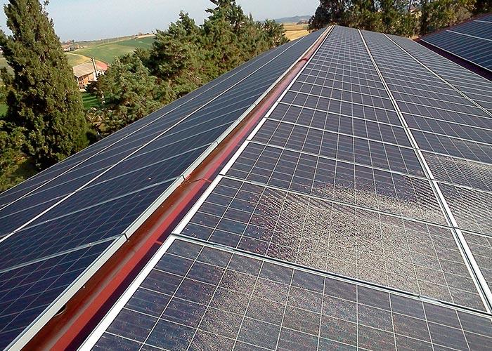 fotovoltaica para casas rurales de Sevilla, Cádiz y Huelva