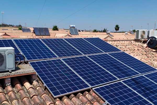 instalación placas solares fotovoltaicas en sevilla