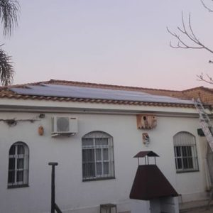 instalación paneles fotovoltaicos Sevilla